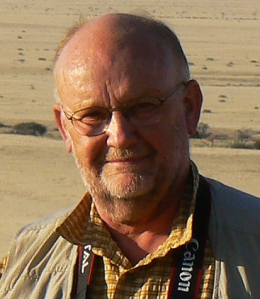 David in Namibia